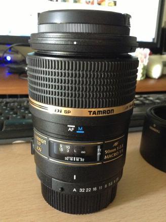 SP AF90mm Di Macro 1:1