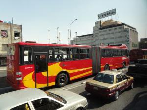 Mexico METRO BUS
