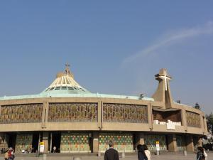 新グァダルーペ寺院