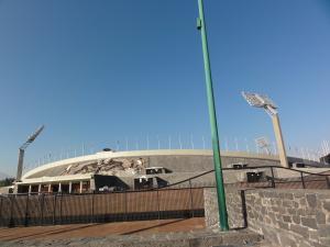 Mexicoオリンピック スタジアム