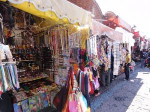 プエブラ州のマーケット