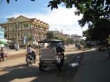 カンボジアの街