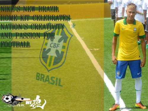 NIKE NEW BRAZIL neymar