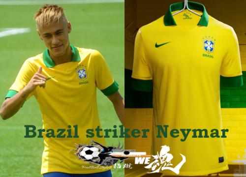 ブラジル ネイマール