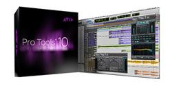 AVID Pro Tools 10