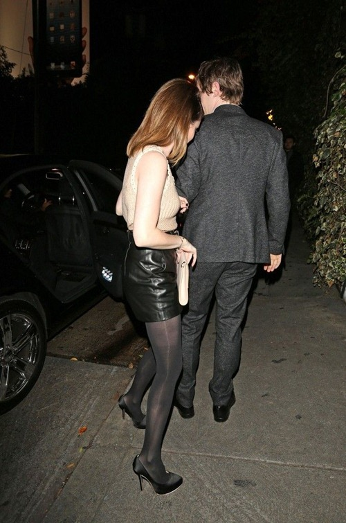 Emma Roberts at the Chateau Marmont05