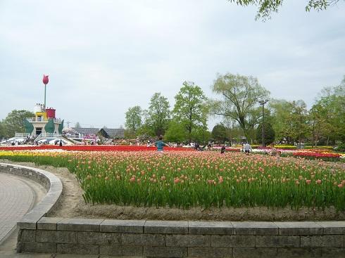 *砺波ちゅうりっぷ公園*