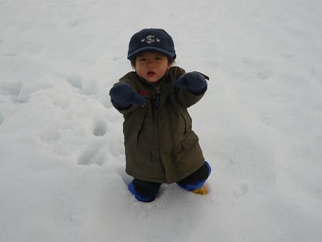 再・雪遊び2