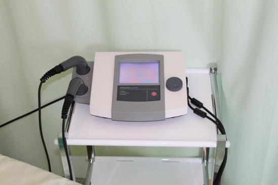 超音波治療器画像
