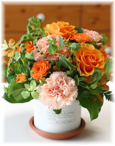 2013年 ボムボム命日のお花①