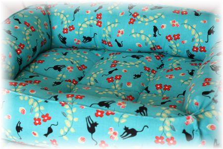 オーダー猫ベッド③