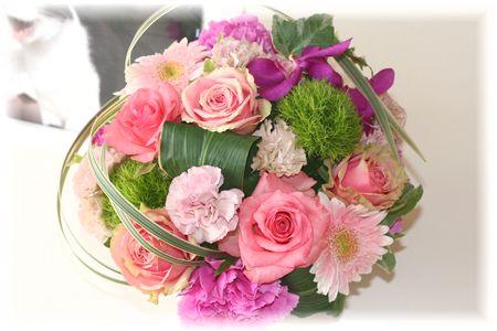 2013年 ナオミの命日のお花①