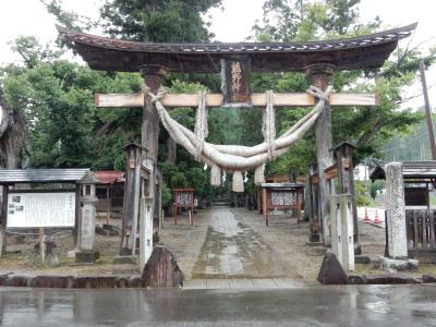 熊野神社長床1