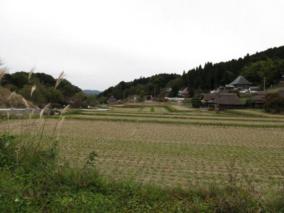 田舎の原風景残る、八塔寺ふるさと村 2