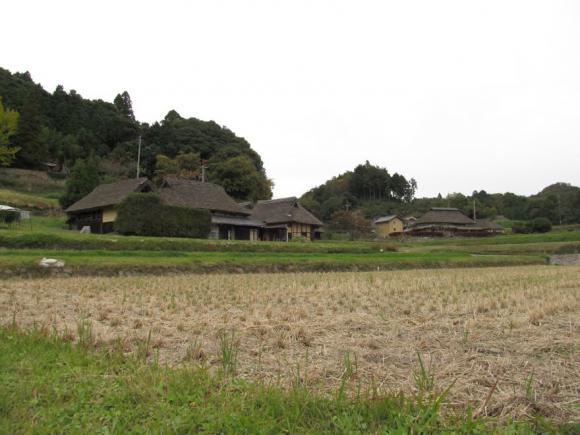 田舎の原風景残る、八塔寺ふるさと村 3