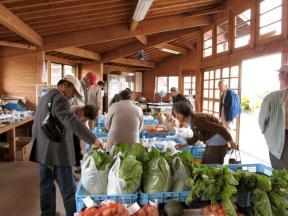 ふるさと市場 農産物