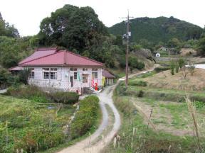 ふるさと村の郵便局