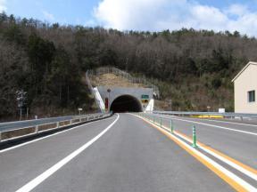 湯郷第一トンネル
