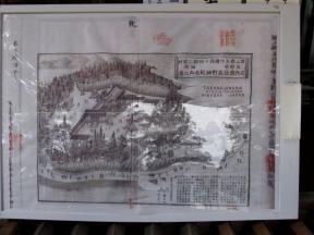 神社俯瞰図