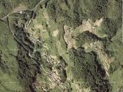 上山地区の航空写真