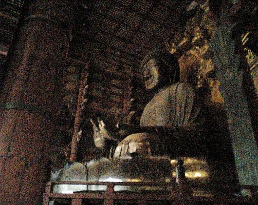 東大寺(大仏様)