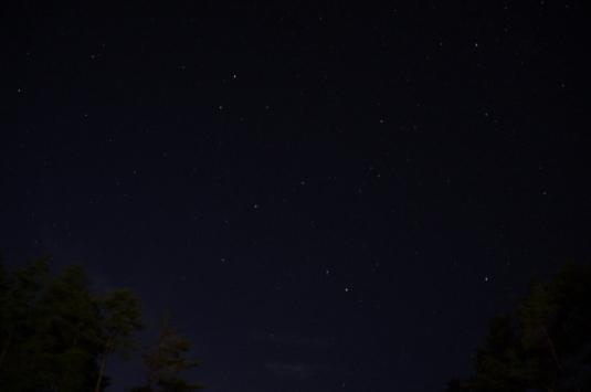 リゾナーレ ハロウィン 星空
