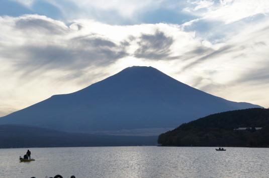 ダイヤモンド富士山中湖 隠れた