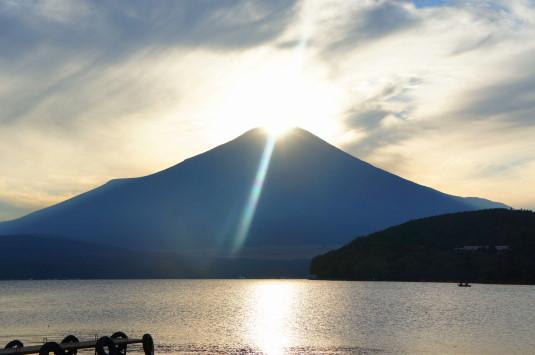 ダイヤモンド富士山中湖 外観