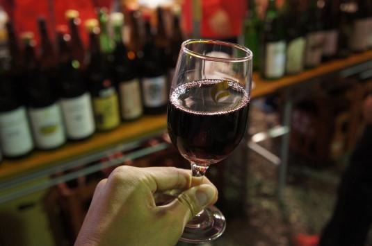 山梨ヌーボーカウントダウン ワイン