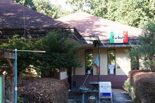 紅葉 伊奈ヶ湖 食べ物屋