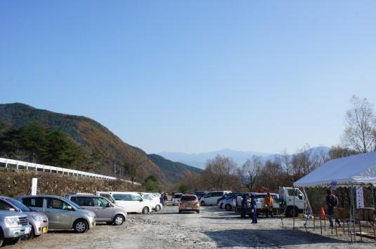 米米祭り 駐車場