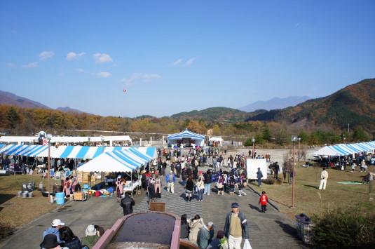 米米祭り 外観