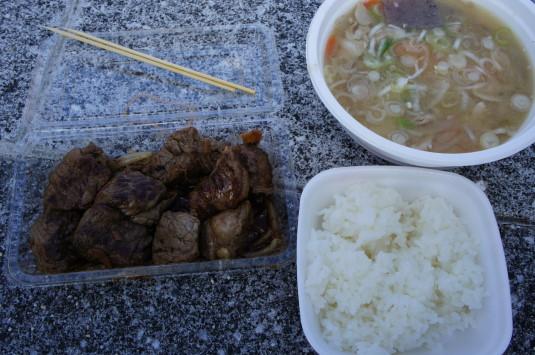 米米祭り 食べ物