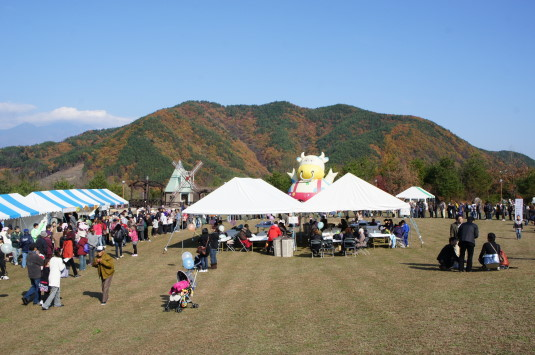 米米祭り 列