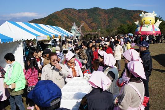 米米祭り 配布