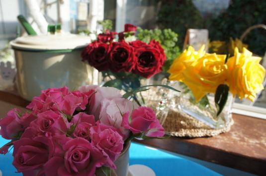 ローズファーム 花
