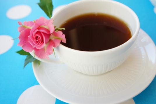 ローズファーム バラとコーヒー