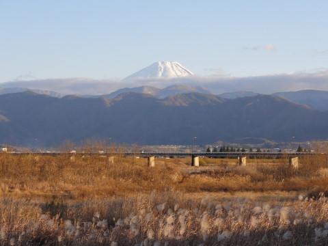 富士山 釜無川 外観