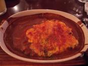 ベアーフルーツ 焼きカレー