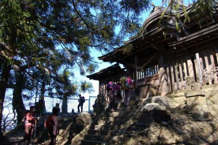 7西金砂神社