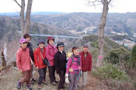 25赤岩展望台