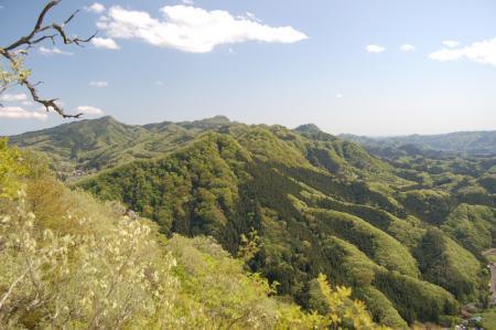 男体山への尾根28