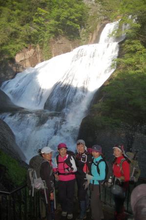 袋田の滝34