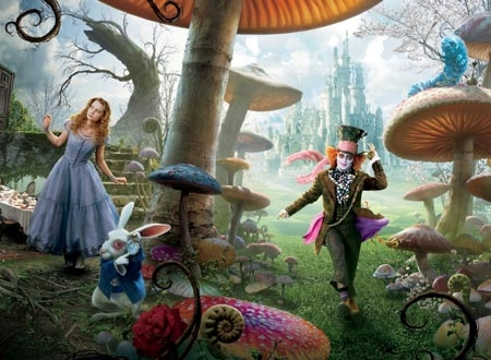 Alice-in-Wonderland☆
