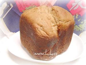 20101004コーヒーとキャラメルソースのパン 早焼き
