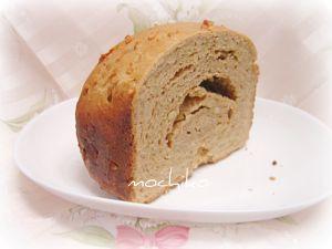20101112コーヒーとアーモンドの固焼きパン