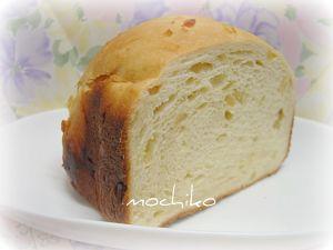 20101123レモン汁とレモンピールのパン 早焼き