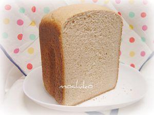 オートミールと全粒粉とシナモンのパン 早焼き