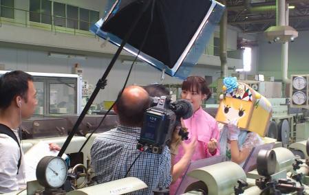 NHK収録