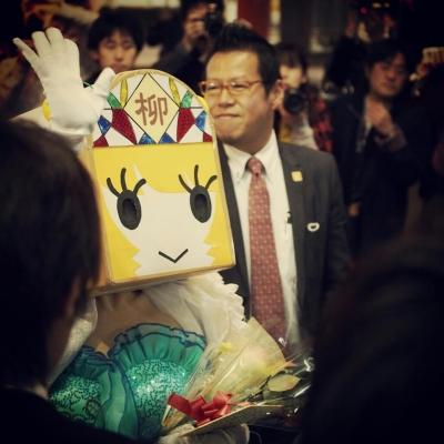 やなな引退 07